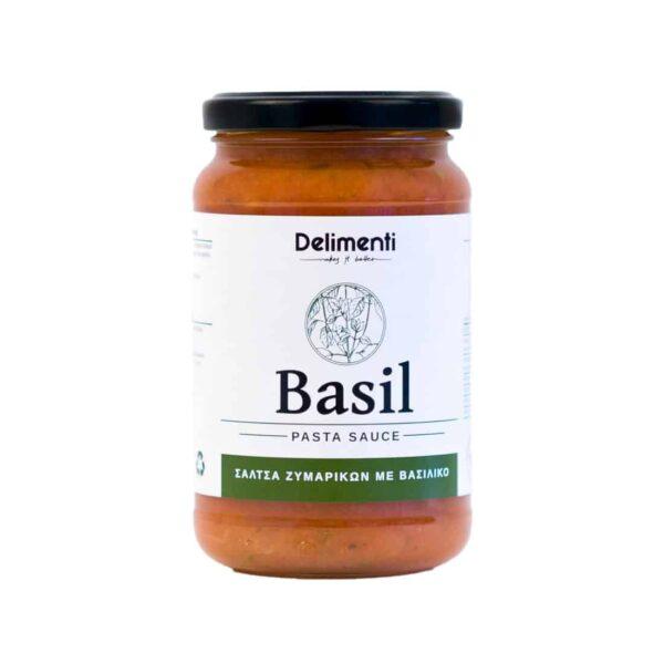 Basil pasta sauce Delimenti