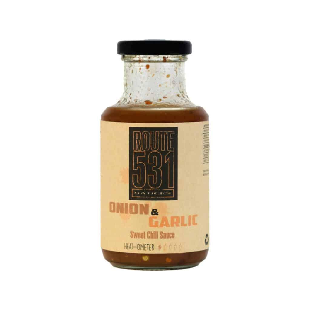 Onion & Garlic Sweet Chili sauce Delimenti